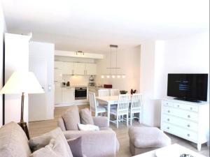 Strand-Residenz-11, Apartmanok  Wittdün - big - 6