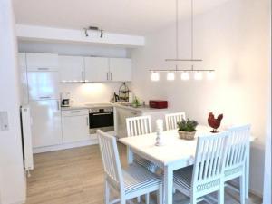 Strand-Residenz-11, Apartmanok  Wittdün - big - 5