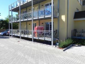 Strand-Residenz-11, Apartmanok  Wittdün - big - 2