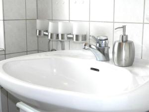 Jessen-s-Wattblick, Апартаменты  Wittdün - big - 9