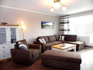 Jessen-s-Wattblick, Apartmány  Wittdün - big - 26