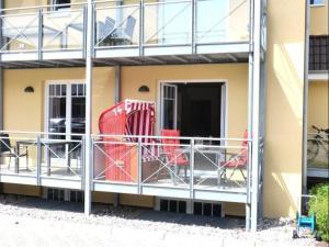 Strand-Residenz-11, Apartmanok  Wittdün - big - 13