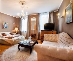Aparthotel Oberża, Апарт-отели  Краков - big - 40