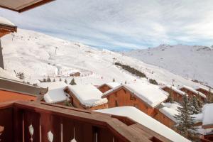 Maeva Particuliers Residence Les Alpages de Reberty, Appartamenti  Les Menuires - big - 16