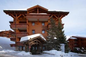Maeva Particuliers Residence Les Alpages de Reberty, Appartamenti  Les Menuires - big - 12