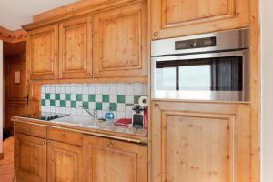 Maeva Particuliers Residence Les Alpages de Reberty, Appartamenti  Les Menuires - big - 10