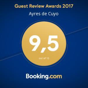 Ayres de Cuyo, Apartments  San Rafael - big - 47