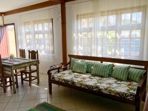 Casa Ilhabela Facil Acesso, Dovolenkové domy  Ilhabela - big - 16