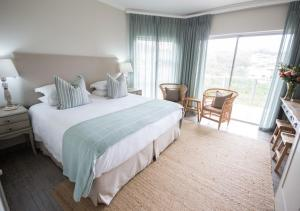 Double or Twin Room with Sea View - Pansy Shell Room
