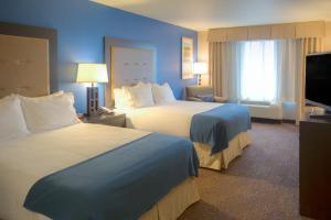 Holiday Inn Express & Suites Tacoma Downtown, Hotels  Tacoma - big - 14