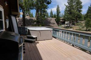 Timber Lane Holiday home, Dovolenkové domy  South Lake Tahoe - big - 9