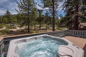 Timber Lane Holiday home, Dovolenkové domy  South Lake Tahoe - big - 13
