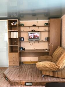 Apartment B. Krasnaya 1b, Apartmanok  Kazán - big - 10