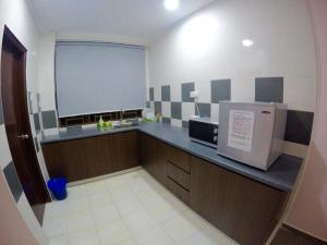BANDAR MELAKA @ STRAITS INC APARTMENT, Appartamenti  Malacca - big - 8