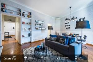 Sweet Inn San Cosimato, Apartmány  Řím - big - 21