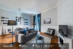 Sweet Inn San Cosimato, Apartmány  Řím - big - 1