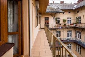 Apartment near Franko Park, Apartmanok  Lviv - big - 5