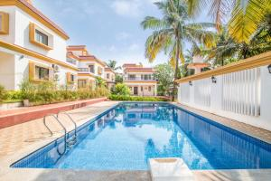 Villa with a pool in Vagator, Goa, by GuestHouser 67030