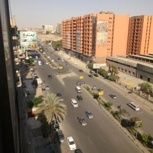 سيتى ستارز 3, Apartmány  Káhira - big - 12