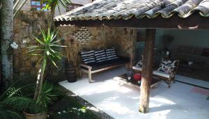 Casa de Praia Toque Toque Grande, Ferienhäuser  São Sebastião - big - 8