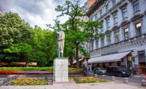 OTIS Central Apartments, Appartamenti  Budapest - big - 17