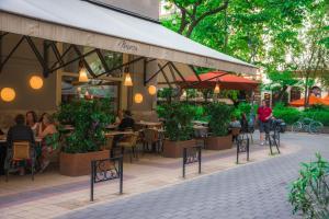 OTIS Central Apartments, Appartamenti  Budapest - big - 24
