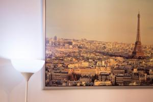 OTIS Central Apartments, Appartamenti  Budapest - big - 27
