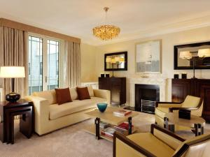 The Audley Penthouse Suite