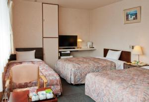 Hotel New Ohte, Hotels  Hakodate - big - 18