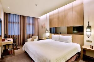 Hotel Intrendy, Hotely  Taishan - big - 47