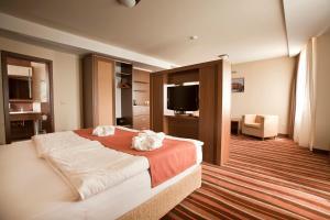 Hotel Makar Sport & Wellness, Отели  Печ - big - 17