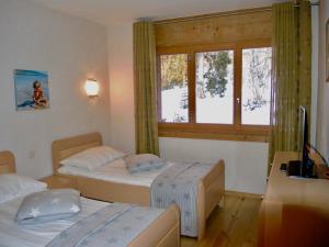 Résidence RoyAlp - Appartement 22A, Apartmány  Villars-sur-Ollon - big - 9