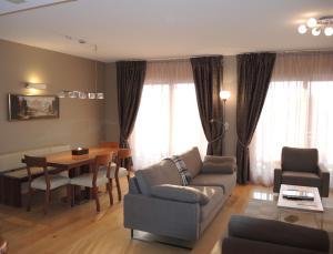 Résidence RoyAlp - Appartement 22A, Apartmány  Villars-sur-Ollon - big - 12