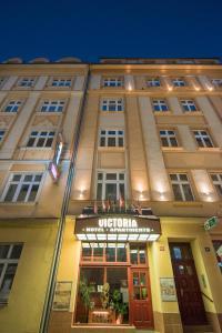 Apartmany Victoria, Апарт-отели  Карловы Вары - big - 83