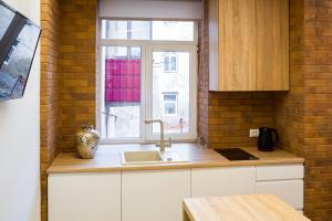 Apartment on Kulisha, 8, Appartamenti  Leopoli - big - 3