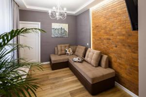 Apartment on Kulisha, 8, Appartamenti  Leopoli - big - 14
