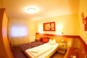 Hotelpension zum Gockl, Гостевые дома  Аллерсхаузен - big - 12