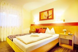 Hotelpension zum Gockl, Гостевые дома  Аллерсхаузен - big - 24
