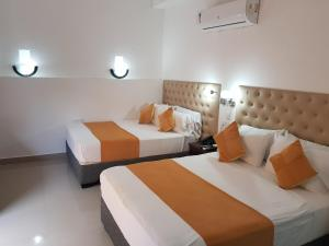 Hotel Casa Tere Boutique, Szállodák  Cartagena de Indias - big - 122