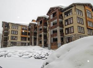 Trickle Creek Condos by High Country Properties, Appartamenti  Kimberley - big - 18
