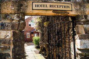 Old Wisteria Hotel, Hotels  Oakham - big - 66