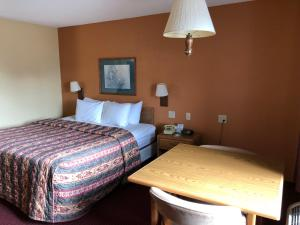 Old Towne Motel, Motel  Westby - big - 22