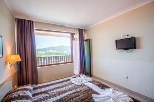4 hvězdičkový hotel Arkutino Family Resort Sozopol Bulharsko