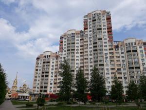 Apartment on Merkulova 10, Ferienwohnungen  Lipetsk - big - 4