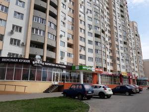 Apartment on Merkulova 10, Ferienwohnungen  Lipetsk - big - 3