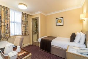 Cosmopolitan Hotel, Hotely  Leeds - big - 14