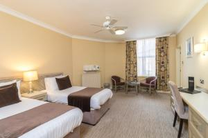 Cosmopolitan Hotel, Hotely  Leeds - big - 48