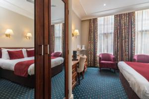 Cosmopolitan Hotel, Hotely  Leeds - big - 12
