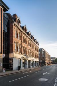 Cosmopolitan Hotel, Hotely  Leeds - big - 99