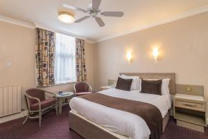 Cosmopolitan Hotel, Hotely  Leeds - big - 57